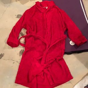 5/$15 Red Housecoat